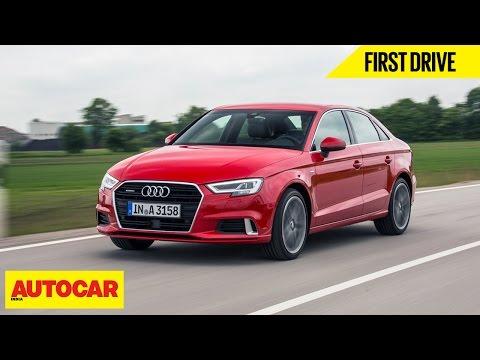 2016 Audi A3 | First Drive | Autocar India