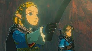 Zelda: Breath of the Wild 2 Trailer (Sequel to Breath of the Wild E3 Trailer)
