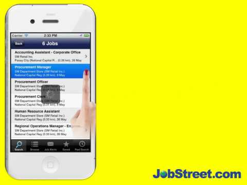 JobStreet.com Philippines - Jobs Near Me