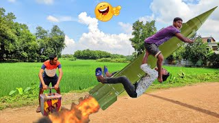 Must Watch Comedy Video 2020 | Try Not To Laugh , Motu Special _ Famous Emon