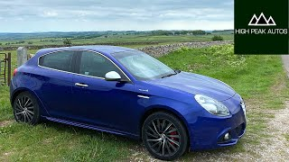 Was I Wrong About the Alfa Romeo Giulietta?