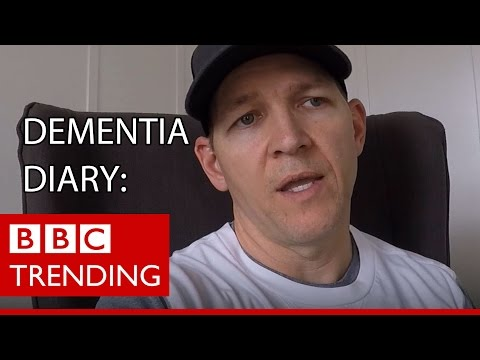 Dementia diary: 'When your mother doesn't know who you are' - BBC Trending