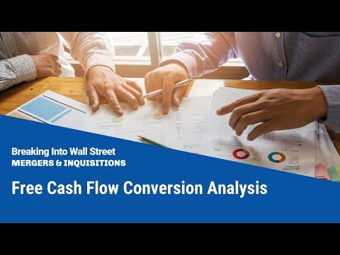 Free Cash Flow Conversion Analysis