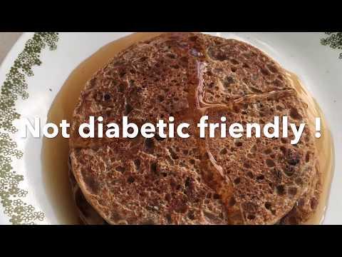 Pancakes with Bob's Red Mill Cinnamon Raisin Bread Mix•Enjoy Life Mega Chunks 🇨🇦