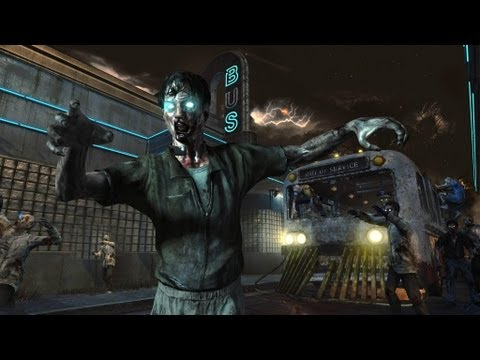 New! Black Ops 2 Zombies Gameplay Images & TOMBSTONE Perk!