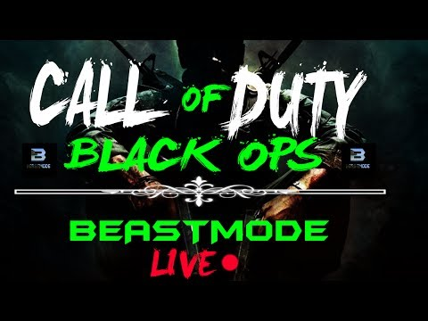 Call Of Duty Black Ops !LIVE STREAM!