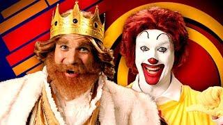 Download Ronald McDonald vs The Burger King. Epic Rap Battles of History Video