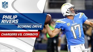 Philip Rivers Cooks Up a Scoring Drive, LA Takes the Lead! | Chargers vs. Cowboys | NFL Wk 12
