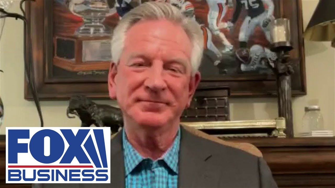 Sen. Tommy Tuberville tells Biden admin 'stay out of our business in Alabama'