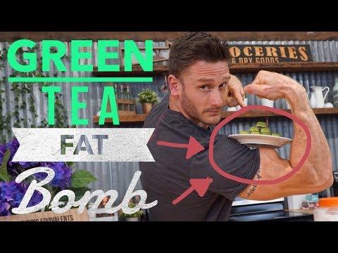 Matcha Keto Fat Bomb Snack Recipe: Oxidize More Fat- Thomas DeLauer