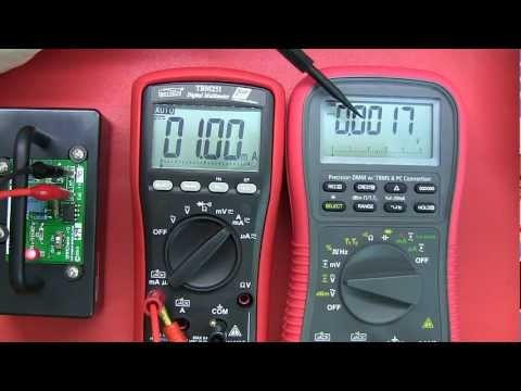 Review: Brymen TBM251 / BM251 Multimeter with PC Data Logging