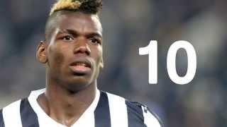 Paul Pogba - Top 10 Goals