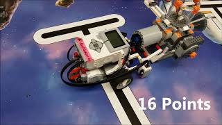 """""""2018 Almost ALL Into Orbit ALL Missions Completed With Educator Robot"""""""