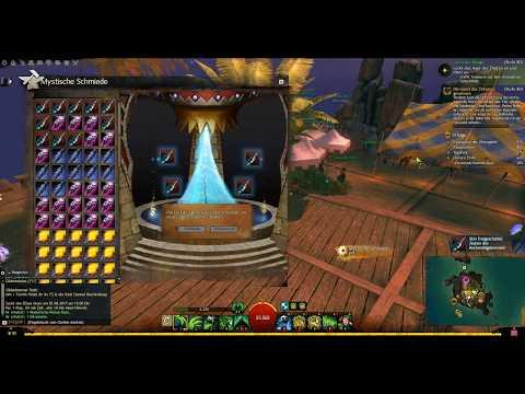 Guild Wars 2 - Mystische Schmiede Gambling - 160 exotische Zepter