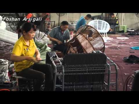 Arsigali synthetic pe plastic rattan wicker furniture factory