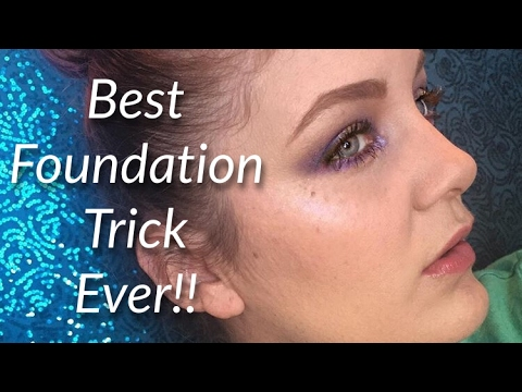 Best Foundation Trick Ever!!! // Especially for textured skin