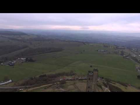 Jubilee Tower, Castle Hill Huddersfield