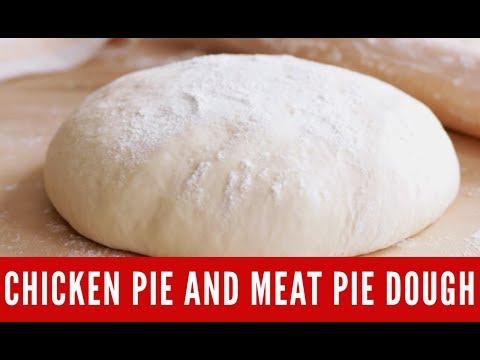 Double Dough: How To Make Nigerian Chicken pie dough| Meat Pie Nigerian Meat Pie Dough | Home4Foods