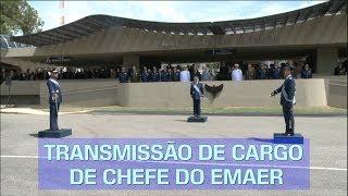 Tenente-brigadeiro Amaral Assume Chefia Do Estado-maior Da Aeronáutica