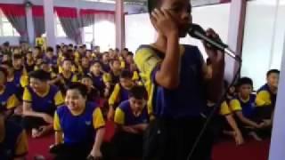SK ISLAH 2017     AZAN ZOHOR @ SURAU DARUSSYAKIRIN SK ISLAH     09022017