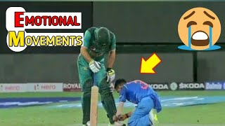 Top 5 Emotional Moments Between India And Pakistan | India vs Pakistan Respect Moments | Walee Tv