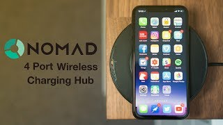 Hands On: Nomad Wireless 4 Port Charging Hub