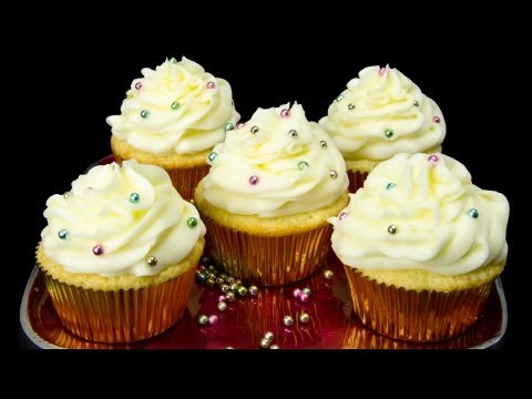 How to Make Champagne Cupcakes by Cookies Cupcakes and Cardio