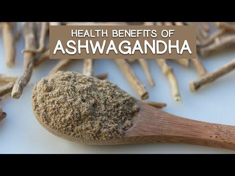 Health Benefits of Ashwagandha, Top Ayurvedic Rasayana Herb