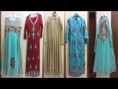 Latest Pakistani Girls & Ladies Dresses 2018| Pakistani Party Wears| Beautiful Dress Collection 2018