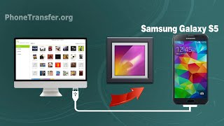 How To Import Photos From Mac To Samsung Galaxy S5 Transfer Pictures