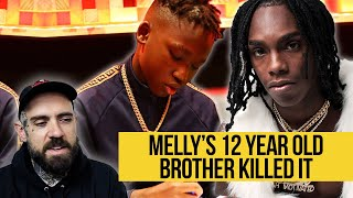 YNW Melly's 12 Year Old Brother Dropped a Music Video