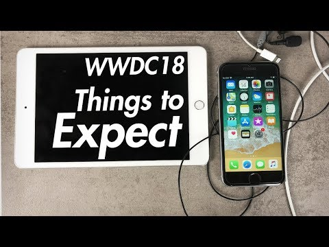 WWDC 2018 Announced - What to Expect