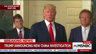 "POTUS Trumps Acosta, Calls Him ""Fake News"""