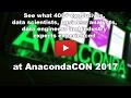 Download AnacondaCON 2017 Highlights MP3,3GP,MP4