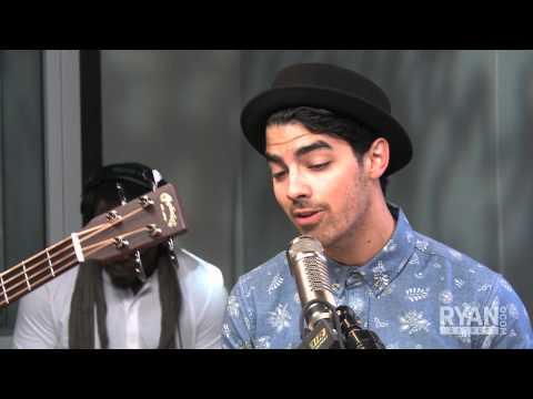 Jonas Brothers Cover Frank Ocean's