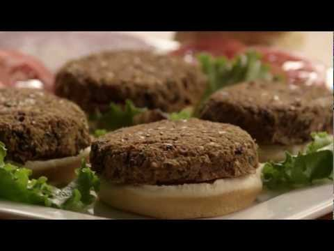 How to Make Black Bean Veggie Burgers | Allrecipes.com