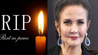 R.I.P. 'Wonder Woman' Star Lynda Carter Touches our Hearts with this Tearful Goodbye to Husband: