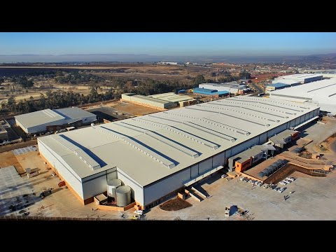Fortress Property Fund - Raceway Business Park