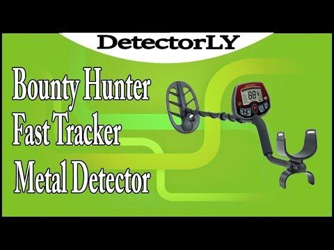 Bounty Hunter Fast Tracker Metal Detector Review
