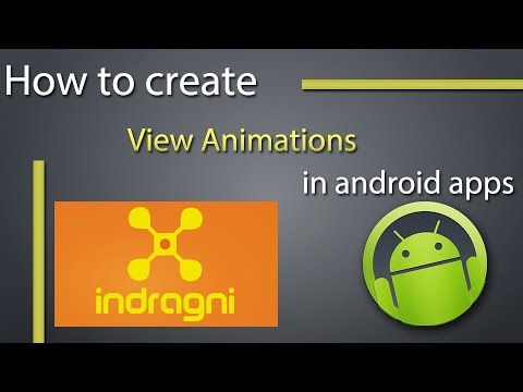 How to Create Animation in Android Studio