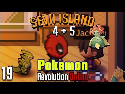 Lost Cave Island 5 (Guys) Sevii Islands Pokemon Revolution Online Pt. 19
