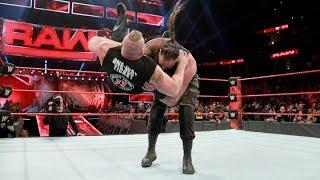 MAJOR WWE BACKSTAGE NEWS On BRAUN STROWMAN WWE PUSH After MATCH WITH Brock Lesnar wwe latest news