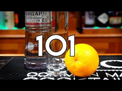 6 Easy Vodka Cocktails To Learn & Master / Vodka 101
