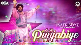 Aa Ni Punjabiye   The Safri Boyz   Balwinder Safri   full video   OSA Official