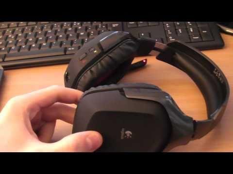 Test du casque Logitech Wireless Gaming Headset G930
