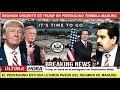 Reunion En El Pentagono Pone A Temblar A Maduro