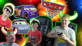 Cars 3 Driven To Win gameplay ★★ Sally Vs Bobby Swift ★★ David Vs Papa