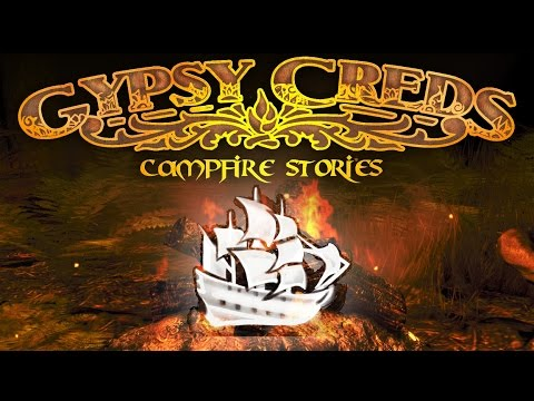 EPISODE 3 Gypsy Creds Campfire Stories :  Captain Chris Crimson DayZ