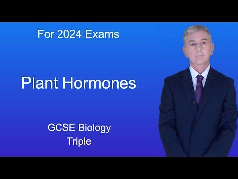 GCSE Science Biology (9-1 Triple) Plant Hormones