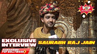 Download Exclusive Interview With Saurabh Raj Jain | Dhana Nanda | Chandragupta Maurya Video